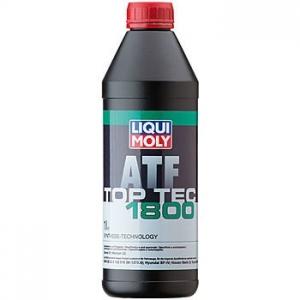 Масло трансмиссионное LIQUI MOLY Top Tec  ATF 1800 для АКПП (1л)
