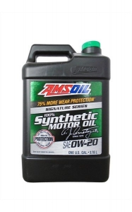 Моторное масло AMSOIL Signature Series Synthetic Motor Oil SAE 0W-20, 3.78л