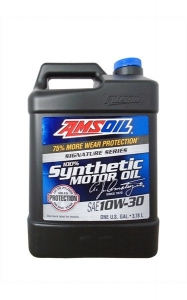 Моторное масло AMSOIL Signature Series Synthetic Motor Oil SAE 10W-30, 3.78л