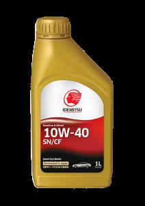 Моторное масло Idemitsu Semi-Synthetic 10W-40 SN/CF, 1л