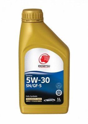 Моторное масло Idemitsu 5W-30 SN/GF-5, 1л