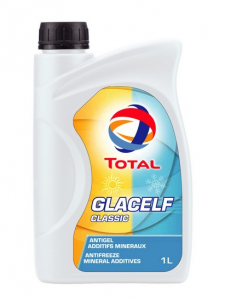 Антифриз Total Glacelf Classic синий концентрат (1л)