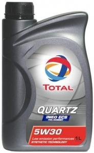 Моторное масло Total QUARTZ INEO ECS 5W-30, 1л