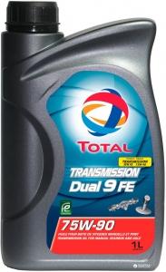 Масло трансмиссионное Total DUAL 9 FE GL4/GL5 75W-90 (1л)