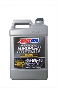 Моторное масло AMSOIL European Car Formula SAE 5W-40 Classic ESP Synthetic Motor Oil, 3.78л