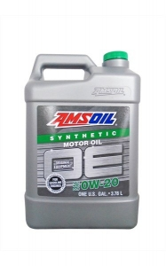 Моторное масло AMSOIL OE Synthetic Motor Oil SAE 0W-20, 3.78л
