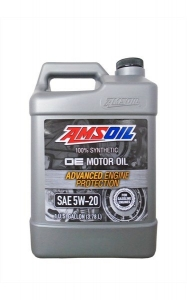 Моторное масло AMSOIL OE Synthetic Motor Oil SAE 5W-20, 3.78л