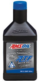 Масло трансмиссионное AMSOIL Signature Series Fuel-Efficient Synthetic Automatic Transmission Fluid (ATF) (0,946л)