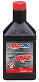 Масло трансмиссионное AMSOIL Signature Series Multi-Vehicle Synthetic Automatic Transmission Fluid (ATF) (0,946л)