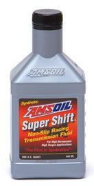 Масло трансмиссионное AMSOIL Synthetic Super Shift Racing Transmission Fluid (0,946л)