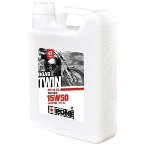 Масло моторное IPONE ROAD TWIN 15W-50 SL MA2 (4л)
