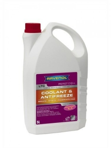Антифриз RAVENOL LTC Lobrid Techn. Coolant Concentrate (5л)