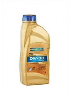 Моторное масло RAVENOL FES SAE 0W-30, 1л