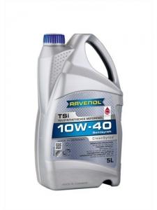 Моторное масло RAVENOL TSI SAE 10W-40, 5л