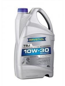 Моторное масло RAVENOL TSJ SAE 10W-30, 4л