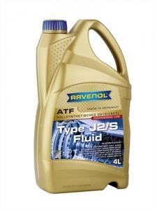 Масло трансмиссионное RAVENOL ATF J2/S (4л) new