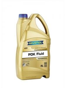 Масло трансмиссионное RAVENOL ATF PDK Fluid (4л) new