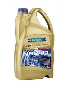 Масло трансмиссионное RAVENOL CVTF NS2/J1 Fluid (4л) new