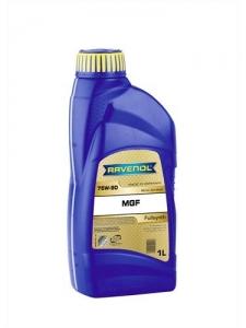 Масло трансмиссионное RAVENOL MARINE Gear Fullsynth. MGF SAE 75W-90 (1л)