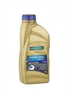 Масло вилочное RAVENOL Fork Oil Heavy 15W (1л)