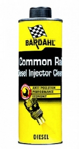 Присадка BARDAHL Common Rail Diesel Injector Cleaner (500мл)
