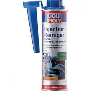 LIQUI MOLY Очиститель инжектора усиленного действия Injection Clean High Performance (300мл)