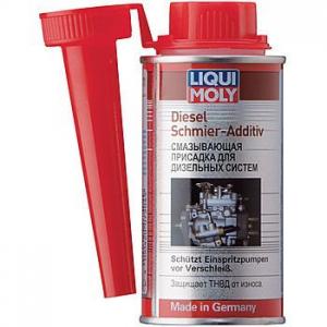 Присадка LIQUI MOLY Diesel Schmier-Additiv (150мл)