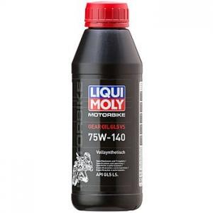 Масло трансмиссионное LIQUI MOLY Motorbike Gear Oil VS 75W-140 (0,5л)