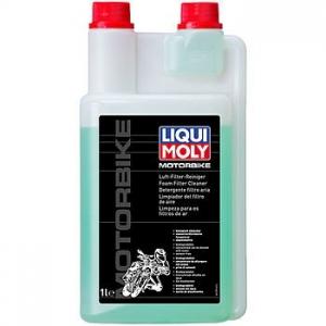 LIQUI MOLY Очиститель воздушных фильтров мототехники Motorbike Luft-Filter-Reiniger (1л)