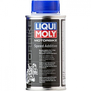 Присадка LIQUI MOLY Motorbike Speed Additive (150мл)