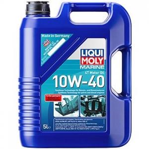 Масло моторное LIQUI MOLY Marine 4T Motor Oil 10W-40 (5л)
