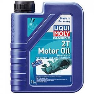 Масло моторное LIQUI MOLY Marine 2T Motor Oil (1л)