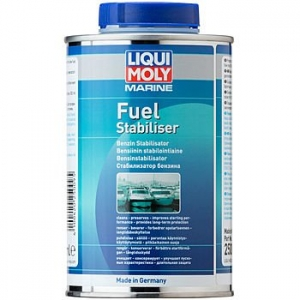 Стабилизатор бензина LIQUI MOLY Marine Benzin-Stabilisator (500мл)
