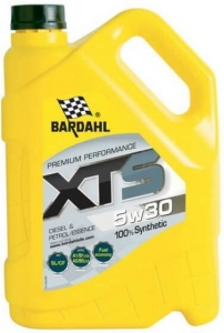 Моторное масло BARDAHL XTS 5W-30, 4л