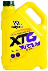Масло трансмиссионное BARDAHL XTG 75W-90 (5л)