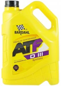 Масло трансмиссионное BARDAHL ATF III (5л)