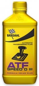 Масло трансмиссионное BARDAHL ATF Speed DIII (1л)