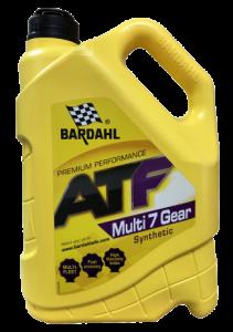 Масло трансмиссионное BARDAHL ATF Multi 7 Gear (5л)