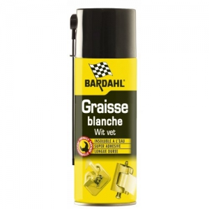 BARDAHL Смазка WHITE GREASE (400мл)