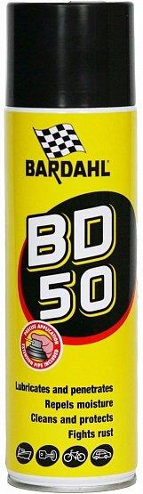 BARDAHL Многофункциональная  смазка BD50 - MULTISPRAY (500мл)