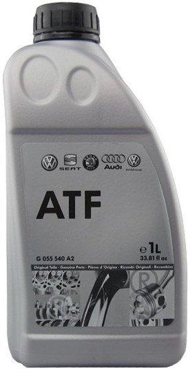 Масло трансмиссионное VAG ATF G055540A2 (1л)