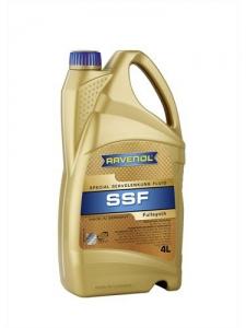 Жидкость ГУРА RAVENOL SSF Spec. Servolenkung Fluid (4л) new