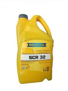 Масло компрессорное RAVENOL Kompressorenoel Screw SCR 32 (5л) new