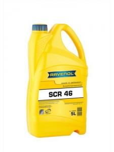 Масло компрессорное RAVENOL Kompressorenoel Screw SCR 46 (5л) new