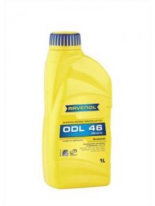 Масло лубрикаторное RAVENOL ODL 46 (1л) new