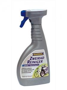 Очиститель RAVENOL Zweirad Reiniger (0,5л)