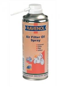 Спрей RAVENOL Air Filter Oil-Spray (0,4л)