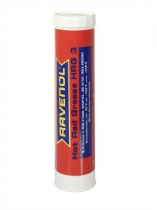RAVENOL Смазка Hot Red Grease HRG 3 (0,4кг)