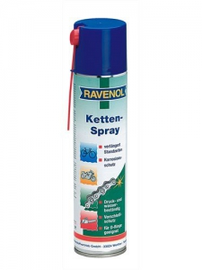 Смазка для цепей RAVENOL Ketten-Spray (0,4л)