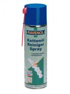Средство для очистки цепей RAVENOL Kettenoel Reiniger Spray (0,5л)